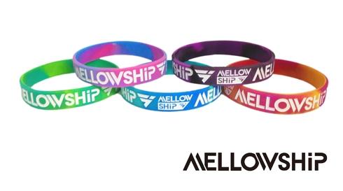 MELLOWSHiP NEW GOODS リストバンド発売!!