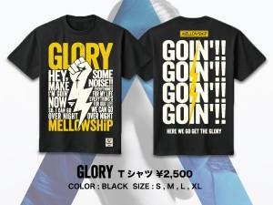 GLORY Tシャツ