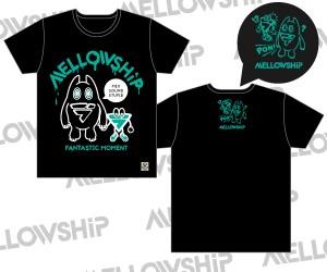 Melo&ShippyTシャツ