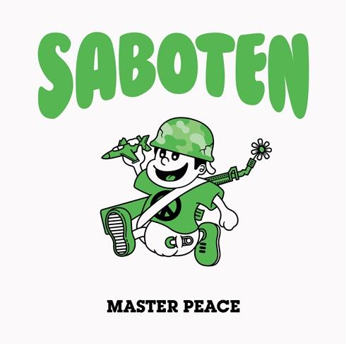 SABOTEN MASTER PEACE TOUR 2015-2016 に出演決定!!!!